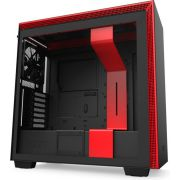 NZXT H710 Black - Red Midi Tower Behuizing