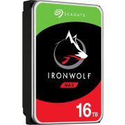 "Seagate HDD NAS 3.5"" 16TB ST16000VN001 IronWolf"