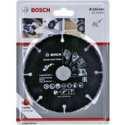 Bosch Carbide Multiwheel 125 mm