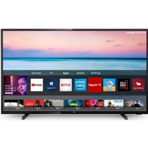 "Philips 6500 series 58PUS6504/12 tv 147,3 cm (58"") 4K Ultra HD Smart TV Wi-Fi Zwart"