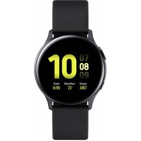 Galaxy Watch Active2 aluminium 40mm aqua zwart