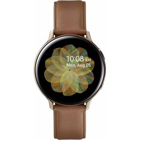 Galaxy Watch Active2 stainless steel 44mm goud