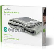 Nedis Electric Blanket | Under-Blanket| 150 x 80 cm | 9 Heat Settings | Indicator Light | Overheat Protect