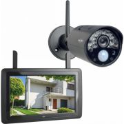 ELRO CZ30RIPS Wireless HD Security Camera Set met 7-inch Monitor & App