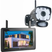 ELRO CZ60RIPS Wireless Camera Security Set met 9-inch Monitor & App