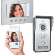 ELRO DV447WIP Bedraad Color Night Vision Deurintercom Systeem met Applicatie