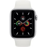 Apple Watch Series 5 smartwatch Zilver OLED GPS