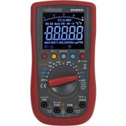 Velleman Digitale Multimeter - Cat Iii 700 V / Cat Iv 600 V - 15a - Auto - True Rms - Ncv - 40000 Counts + M