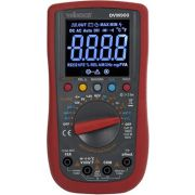 Velleman Digitale Multimeter - Cat Iii 700 V / Cat Iv 600 V - 15a - Auto - True Rms - Ncv - 6000 Counts + Me
