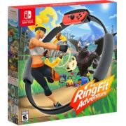 Nintendo Ring Fit Adventure video-game Nintendo Switch Basis
