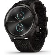 Garmin vívomove Style smartwatch Grafiet AMOLED GPS