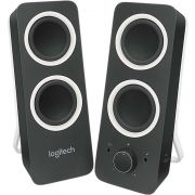 Logitech speakers Z200 Zwart
