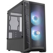 Cooler Master MasterBox MB311L ARGB w/ Controller Micro ATX Behuizing