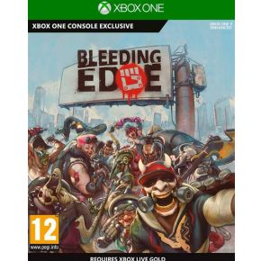 Microsoft Bleeding Edge video-game Xbox One Basis