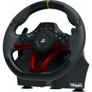 Hori Racing Wheel APEX Stuurwiel + pedalen PC,PlayStation 4 Analoog/digitaal Bluetooth/USB Zwart, Ro