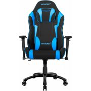 AKRacing EX-Wide Special Edition Zwart/Blauw