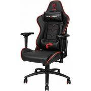 MSI MAG CH120 X gaming chair zwart/rood