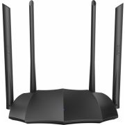 Tenda AC8 draadloze router Dual-band (2.4 GHz / 5 GHz) Gigabit Ethernet Zwart