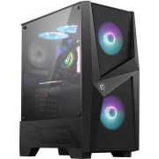 MSI MAG FORGE 100R Midi Tower Behuizing