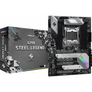 Asrock X299 Steel Legend Intel® X299 moederbord socket 2066