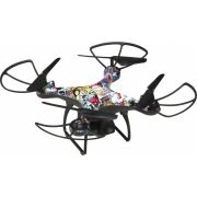 Denver DCH-350 camera-drone Quadcopter Multi kleuren 4 propellers 1600 mAh