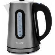 Sharp Home Appliances SABK2002A waterkoker 1,7 l Roestvrijstaal 2400 W