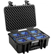 B&W GoPro Case Type 4000 B black with GoPro 9 Inlay