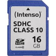 Intenso 16GB SDHC - [3411470]