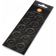 "EK Water Blocks EK-Quantum Torque Color Ring 10-Pack HDC 14 Koppelbevestigingsring 1/4"" 10 stuk(s)"