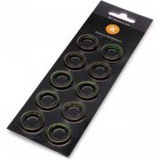 "EK Water Blocks EK-Quantum Torque Color Ring 10-Pack HDC 16 Koppelbevestigingsring 1/4"" 10 stuk(s)"