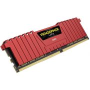 Corsair DDR4 Vengeance LPX 1x8GB 2400 Red Geheugenmodule