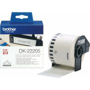Brother Doorlopende papiertape 62 mm