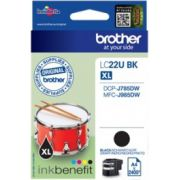 Brother LC-22UBK inktcartridge