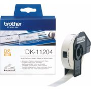 Brother Multifunctionele labels papier 17 x 54 mm