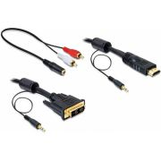 DeLOCK 84455 video kabel adapter