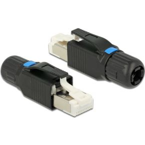 DeLOCK 86265 UTP connector easy to use
