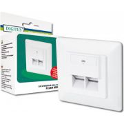 Digitus Modular Wall Outlet CAT6 - [DN-9005-N]