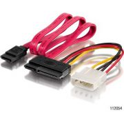 Equip SATA power supply cable - [112054]