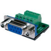 Intronics D-sub connector schroefcontacten - [AB4000]