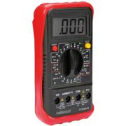 Velleman Digitale Multimeter - 24 Bereiken / Cat Ii 700 V - Cat Iii 600 V / Data Hold / Automatische Uitscha