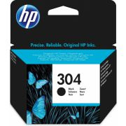 HP 304 Black Original Standard Capacity Ink Cartridge