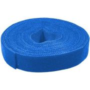 LogiLink WIRE STRAP VELCRO TAPE 4000x16MM BLUE