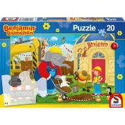 Benjamin. Construction Site. 20 pcs