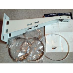 Aruba, a Hewlett Packard Enterprise company 270 Series Access Point Short Mount Kit