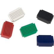 Set Mini Breadboards - 55-polig - 5 St.