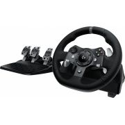 Logitech-G Gaming Racing Wheel G920 Driving Force Xbox