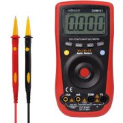 Velleman Digitale Multimeter - Cat. Iii 600 V / Cat. Iv 300 V - 1999 Counts - Automatisch Bereik