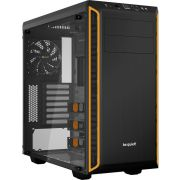 be quiet! Pure Base 600 Window Zwart, Oranje Midi Tower Behuizing