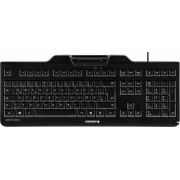 Cherry KC 1000 SC (Azerty BE) Zwart