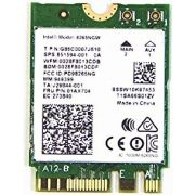 Intel Centrino AC 8265 Intern WLAN/Bluetooth 867Mbit/s M.2
